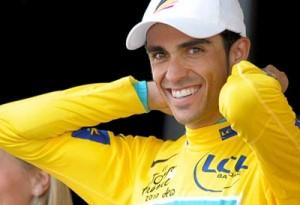 alberto contador1 300x205 Tour de Francia 2012
