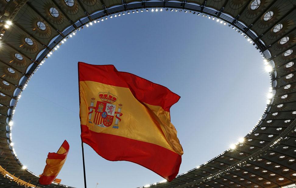 bandera española juegos olímpicos 2012