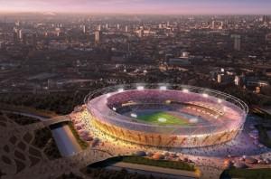 Estadio olimpico 300x198 Juegos Olímpicos de Londres 2012