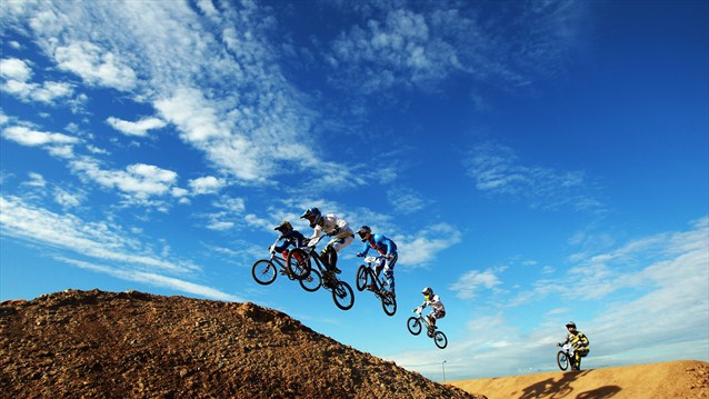 Ciclismo BMX Juegos Olímpicos 2012