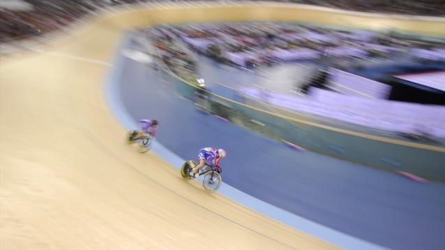 Ciclismo de Pista Juegos Olímpicos 2012