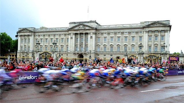 Ciclismo de Ruta Juegos Olímpicos 2012