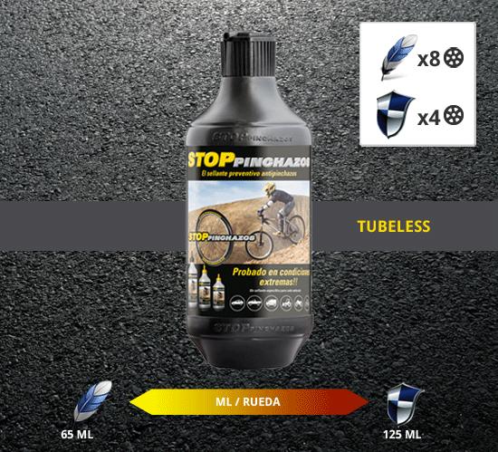 antipinchazos btt tubeless Líquido Antipinchazos Industrial tubeless 25 litros