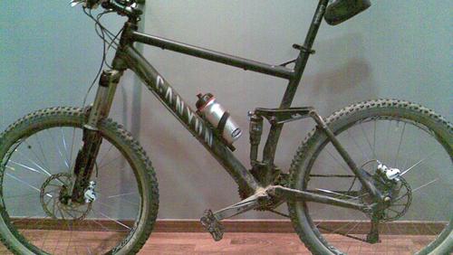Stop Pinchazos bici, la prueba de Txus Gonzalez