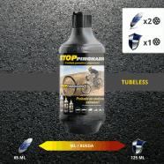 antipinchazos bici tubeless 186x186 Tienda online de Stop Pinchazos, el Liquido antipinchazos definitivo!
