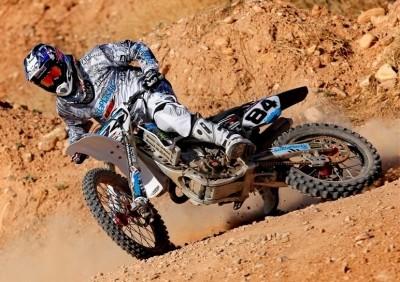 Stop Pinchazos patrocina a Ramon Brucart, 7º mejor piloto de Europa de Motocross